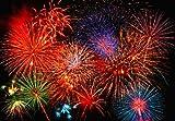 Idealdecor 131 Fireworks, 366 x 254 cm