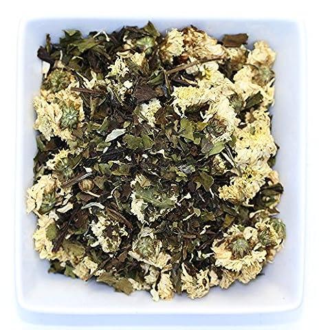Tealyra - Chrysanthemum Blossoms White Tea Blend - White Loose