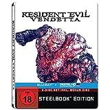 Resident Evil: Vendetta (Steelbook) (exklusiv bei Amazon.de) [Blu-ray]