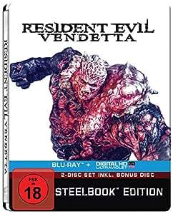 Resident Evil: Vendetta (Steelbook) (exklusiv bei Amazon.de) [Blu-ray] [Limited Edition]