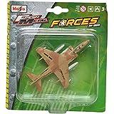 Maisto AV-8B Harrier II Aeroplane Die Cast Toy Model (Brown)