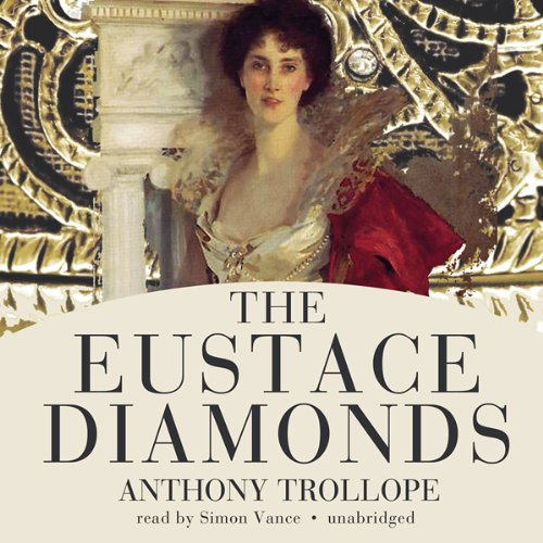 The Eustace Diamonds  Audiolibri