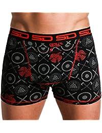 Smuggling Duds Viking Boxer Brief Shorts