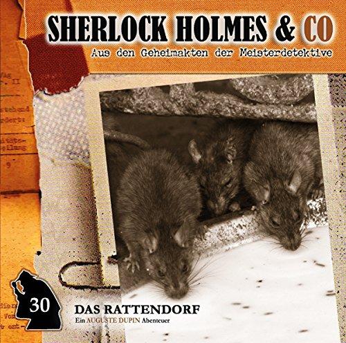 Sherlock Holmes & Co (30) Das Rattendorf - Romantruhe 2017