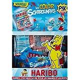 Haribo Bonbon Gélifié Color Schtroumpfs Pik 1,2 kg