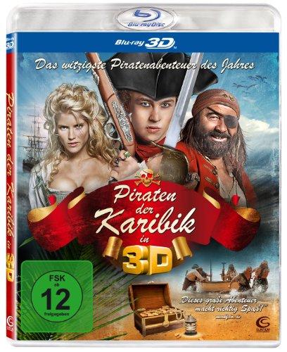 Bild von Piraten der Karibik [3D Blu-ray]
