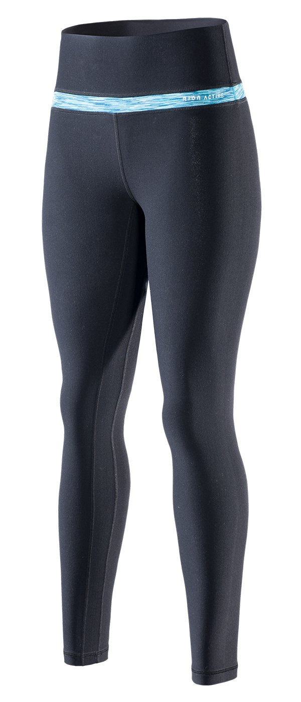 888ad0171 RION ACTIVE Women Stretch High Waist Yoga Pants Running Tights
