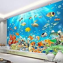 Fototapete Unterwasserwelt Kinderzimmer