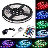Tiras Led RGB, Lypumso LED RGB luces de tira 300 Leds 5050 SMD (Special offer-1)