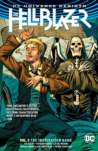 The Hellblazer (2016-) Vol. 3: The Inspiration Game