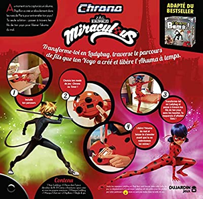Dujardin Jeux - Chrono Miraculous