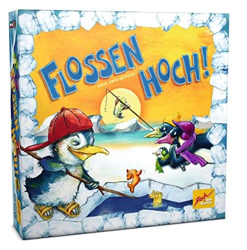 Zoch 601105018 - Flossen hoch, Kinderspiel