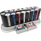 WPT World Poker Tour 500 Piece, 11.5g Poker Chip Carousel Set