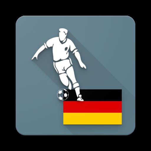 Bundesliga Fußball-Partituren