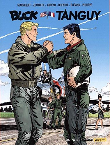 Buck Danny classic Tome 3 : Les fantômes du soleil levant ; Tanguy et Laverdure classic Tome 1 : Menace sur Mirage F1 : 2 volumes