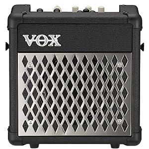 Vox Mini5-RM 5W - Mini amplificatore per chitarra, con Pattern ritmici già integrati