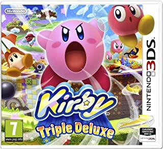 Kirby : Triple Deluxe (B00IJRX8O6) | Amazon price tracker / tracking, Amazon price history charts, Amazon price watches, Amazon price drop alerts