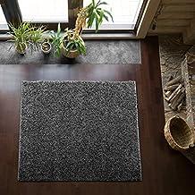 Schon Shaggy Teppich | Flauschiger Hochflor Fürs Wohnzimmer, Schlafzimmer Oder  Kinderzimmer | Einfarbig, Schadstoffgeprüft