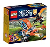#4: Lego Knighton Battle Blaster, Multi Color