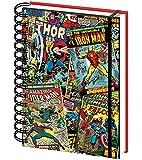 Marvel SR71800 A5 Lenticular Notebook
