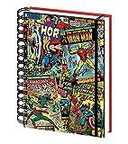Pyramid International A5 SR71800 Marvel Lenticular Notebook