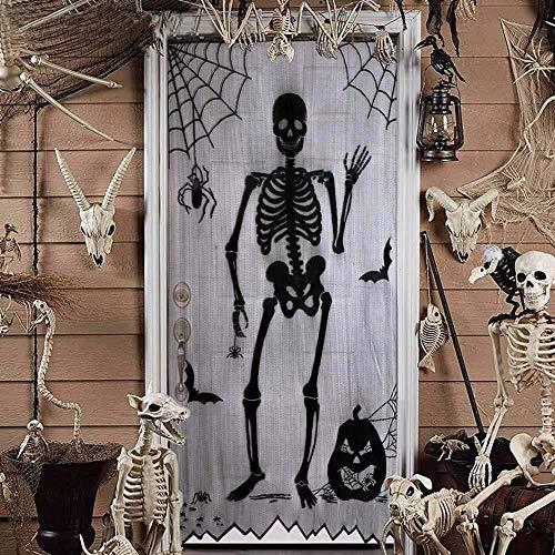 - Halloween Dekor Tür