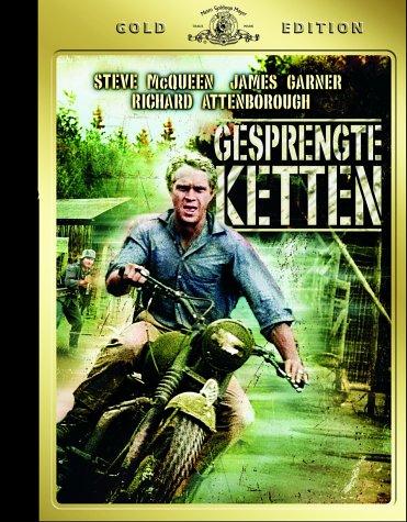 Bild von Gesprengte Ketten (Gold Edition, 2 DVDs)