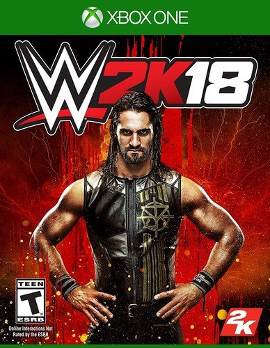 Take Two WWE 2K18 XB1
