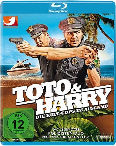 Bild von Toto & Harry - Die Kult-Cops im Ausland [Blu-ray]
