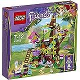 LEGO Friends - Selva, el santuario forestal de la jungla (41059)