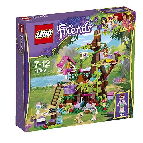 LEGO FRIENDS - SELVA  EL SANTUARIO FORESTAL DE LA JUNGLA (41059)