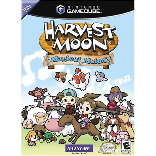 Harvest Moon: Magical Melody [US Import] (Harvest Moon A Magical Melody)