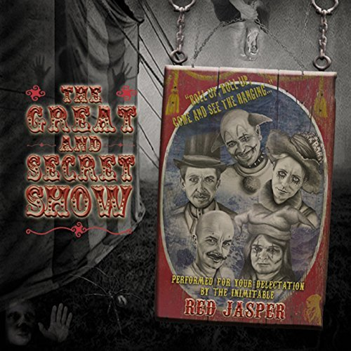 The Great And Secret Show By Red Jasper (2015-01-12) (Air Show 2015)