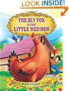 #5: The Sly Fox and the Little Red Hen (Uncle Moon's Fairy Tales)