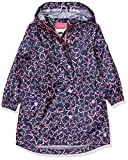 Joules Golightly Giacca Impermeabile, Blu (Navy Pink Star NVYPNKSTAR), 6 Anni Bambina
