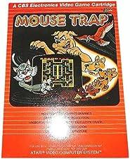 Atari 2600 - Mouse Trap