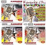 Karaoke CD+G Party Set 3 - Neue Deutsche Superstars - Neue Deutsche Welle - Kinderlieder