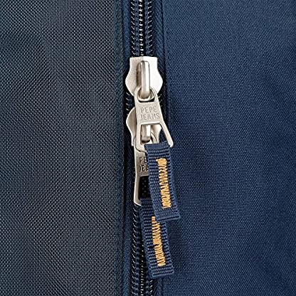 61S1GBVA%2B L. SS416  - Pepe Jeans Scarf Neceser de Viaje, 22 cm, 1.98 Litros, Azul