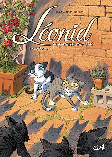 Leonid Les Aventures d'un chat T02