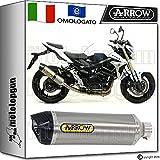 Arrow Auspuff Hom race-tech Titan Carby Suzuki GSR 75020141420151520161671776pkk