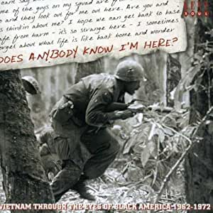 Does Anybody Know I'm Here? Vietnam Through The Eyes Of Black America 1962 - 1972