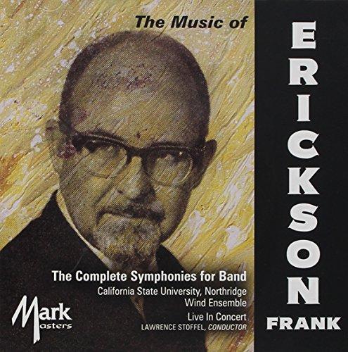 Erickson:Complete Symphonies F