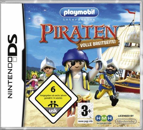 Playmobil Piraten: Volle Breitseite