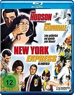 New York Express (Blindfold) (Blu-Ray)