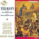 Telemann: Donnerode / Deus Judicium Tuum