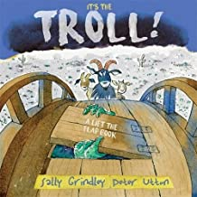 It's the Troll: Lift-the-Flap Book
