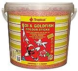 Tropical Koi und Goldfisch Colour Sticks, 1er Pack (1 x 5 l)