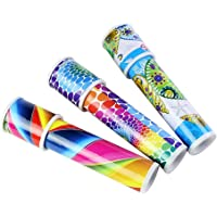 TOYMYTOY 3pcs Classic Kaleidoscope Educational Toys Best Gift for Kids Children
