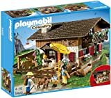 Playmobil 5422 Country Rifugio Alpino, 30 Accessori