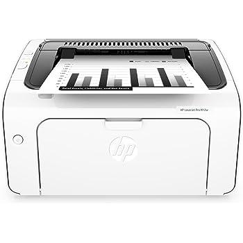 HP Laserjet ProM12w - Impresora laser, (1 Hi-Speed USB 2.0, WIFI, Formato de impresión: A4, hasta 5000 páginas, 18 ppm)  color blanco